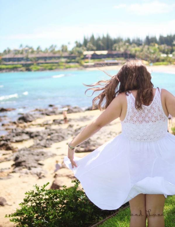 me + twirly dresses= love
